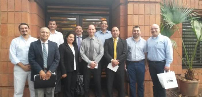 Reunion Inaugural del Club de CIOs del Paraguay