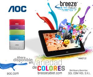 AOC Tablets